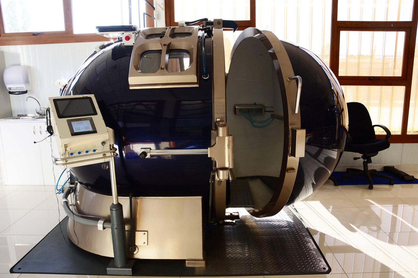 Camara Hiperbarica Biplaza de Oxígeno