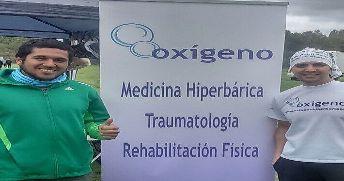 Participación de integrantes de Oxígeno en Bike Chile Race