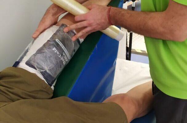 Cuándo aplicar frío o calor para el tratamiento del dolor